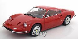 112 KK-Scale Ferrari 246 GT Dino 1973 red