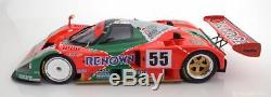 112 True Scale Mazda 787 B Winner 24h Le Mans 1991 Limited 999 pcs