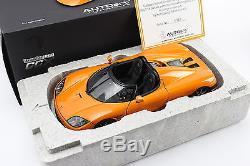 118 AUTOart Signature. Koenigsegg CCX Metallic Orange. 79001
