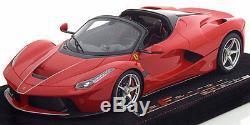 118 BBR Ferrari LaFerrari Aperta 2016 red