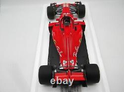 118 BBR Ferrari SF71-H #5 Vettel 2018 (no Minichamps Kyosho Elite 124 Bburago)