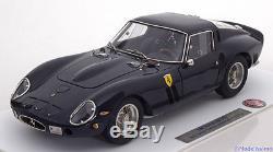 118 CMC Ferrari 250 GTO 1962 darkblue Techno Classica 2016 Ltd. 200 pc