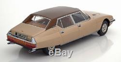 118 CMF Citroen SM Opera Chapron 1972 golden