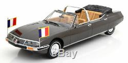 118 CMF Citroen SM Presidentielle by Chapron Georges Pompidou 1972