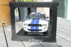118 FORD MUSTANG SHELBY GT500 2005 AUTOART RARE! Certificate included
