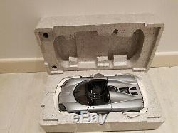 118 Koenigsegg Ccx Silver Autoart RARE