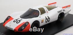 118 Spark Porsche 907/8 #66, 24h Le Mans Spoerry/Steinemann 1968