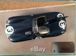 143 Fred Suber Jaguar D #3 Le Mans 1957 (Le Phoenix, no AMR, SMTS)