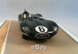 143 Fred Suber Jaguar D #6 Le Mans 1955 (Le Phoenix, no AMR, SMTS)