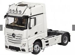 1/18 ACTROS 2 MERCEDES-BENZ GIGASPACE 4x2 NZG CAMION TRUCK