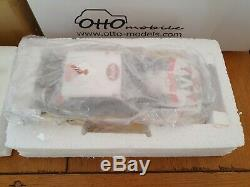 1/18 Audi S2 Monte-carlo Otto Models Ot602b Rally Set + Audi Remorque Neuf