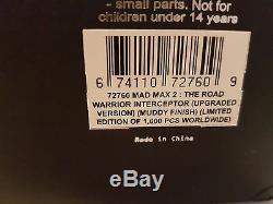 1/18 AutoArt Mad Max 2 The Road warrior interceptor muddy finish 1000pcs 72760