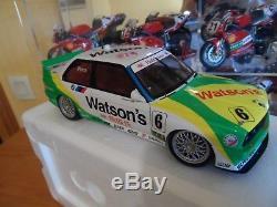 1/18 Autoart BMW M3 e30 Macau GP winner