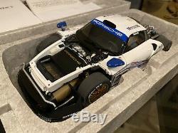 1/18 Autoart Porsche 911 (996) gt1 #25, 24H LE MANS 1997 89772