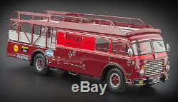1/18 CMC Fiat 242 ferrari scuderia camion truck assistance limited