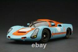 1/18 EXOTO PORSCHE 910 #MTB00064A GULF Porsche Team B&O colors, N°'0', NEW