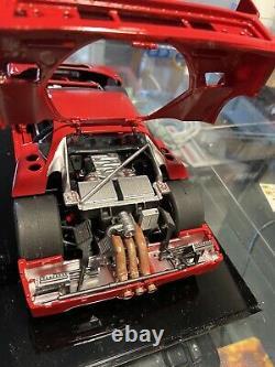 1/18 Kit F40 GTE Excellent Condition Complet