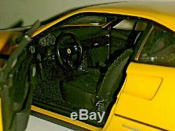 1/18 Kyosho Ferrari 308 Gtb Quattrovalvole 1982 +tres Rare+ Neuf