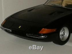 1/18 Kyosho Ferrari 365 Gtb/4 Daytona +tres Rare+