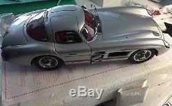 1/18 Mercedes 300 SLR, 1955 Uhlenhaut-Coupé, CMC