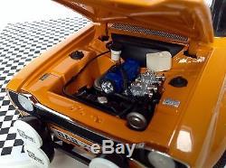 1 18 Minichamps Mk1 Escort PINTO RS2000 modified Mexico Ford Retro BDA rally