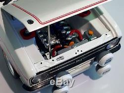 1/18 Minichamps Mk2 Ford Escort Sport Ford Tuning Modified Sunstar