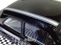 1 18 Mk1 Escort AVO MEXICO Black N Silver! Triple 9 Rally RS2000 Tuning Modified