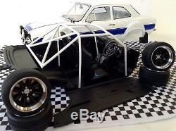 1 18 Mk1 Escort AVO Mexico Triple9 Greenlight Rally Rs2000 Tuning Modified