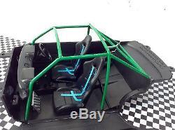 1 18 Mk1 Escort AVO RS2000 Greenlight Artisan Rally Mexico Tuning Modified