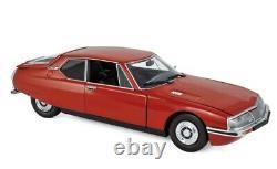 1/18 Norev (181 731) Citroën SM Maserati rouge de Rio Limited ed 100 Pcs