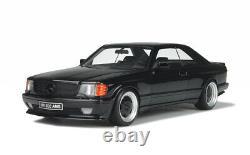 1/18 Otto Ottomobile models Mercedes 560 SEC AMG (1987)