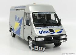 1/18 Otto Renault Clio Maxi + Master Van + Remorque Tour De Corse 1995