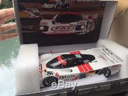 1/18 Spark Dauer Porsche Winner Le Mans