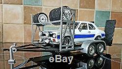 1 18 modified ford escort Mk1