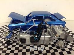 1 18 sunstar Mk2 Escort Mexico RS modified classic Ford Retro BDA rally
