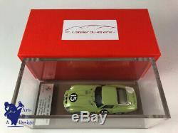 1/43 ALBERCA AMR 1962 FERRARI 250 GTO 3505GT 1er TOURIST TROPHY N°15 IRELAND