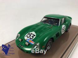 1/43° AMR par ALBERCA FERRARI 250 GTO 4ème TOUR DE FRANCE 1962 N°153 Ch 3767 GT