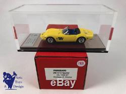 1/43° AMR par ALBERCA FERRARI 250 GTO SPYDER JAUNE Ch 1143 GT