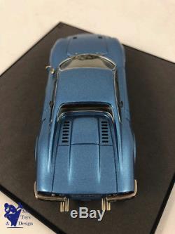 1/43° AMR par JPM MAGNETTE FERRARI DINO 246 GT 1972 N°2/2 POUR MINIWERKS