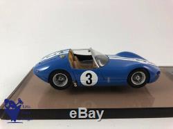 1/43 Amr Factory Built Vaillante Le Mans Jean Graton N°21/60