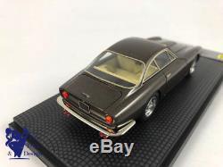 1/43 BBR CAR05 FERRARI 250 LUSSO STEVE McQUEEN N°173 SUR 200