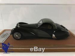 1/43 B&g Emc No MCM Bugatti 57s Coupe Atalante 1937 Euroline Ltd Ed N°109/150