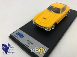 1/43 Bbr 219e Ferrari 250 Swb Street 1961 Jaune N°35/72