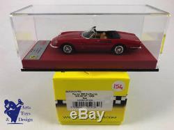1/43 Bbr 255apre Ferrari 365 California 1966 Rouge N°09 Sur 20