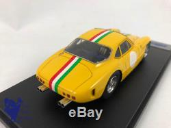 1/43 Bbr 48f Ferrari 250 Gt Sperimentale 1961 Jaune N°23/70