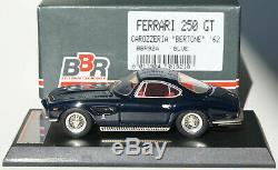 1/43 Bbr Ferrari 250 Swb Bertone 1962 +tres Rare+