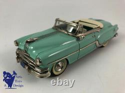 1/43 Conquest Models 8.1 Pontiac Star Chief Convertible 1954 Green