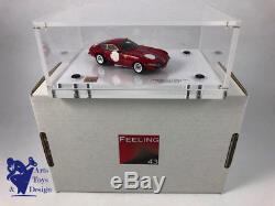 1/43° Feeling 43 Factory Built Ferrari Daytona Griv 1971 One Off Retromobile 201