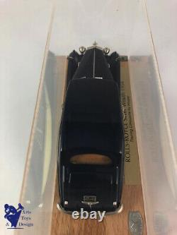 1/43 Fyp Ref 15 Rolls Royce Silver Wraith Limousine 1954 By Hooper