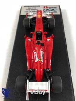 1/43° GARAGE 43 par Laurent Tay FERRARI F1 F2012 GP SHANGHAI ALONSO 2012 3 SUR 5